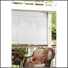 Patio Blinds Shades Patio Roll Up Blinds Shades Patios Home Decorating Ideas