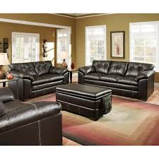 Upholstery Phoenix Fantastic Simmons Leather Sofa Simmons Upholstery Phoenix Mocha