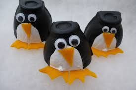 how to make an egg box penguin this christmas netmums