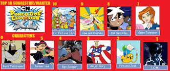 network punch time explosion the sequel cnpte2 top ten by kcruzer on deviantart