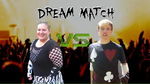 miniak vs nikky chance dream match chw backyard wrestling youtube