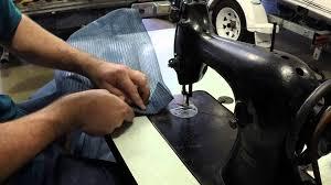 Awning Sewing Machine Caravan Awning Sunshade Youtube