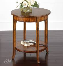 Williams Comfort Air Carmel Uttermost Carmel End Table U0026 Reviews Wayfair