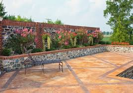 Cost To Install Paver Patio by Value Vs Cost To Install A Paver Or Natural Stone Patio In