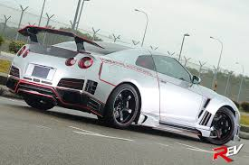 Nissan Gtr Body Kit - obakemono nissan gt r cba r35