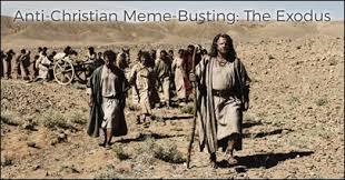 Anti Christian Memes - anti christian meme busting the exodus