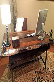 Diy Rustic Desk Diy Rustic Furniture Ideas That Will Make Your Home More Creative