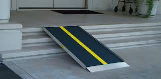 Wheel Chair Ramp Portable Wheelchair Ramps For Homes What To Know Vantage