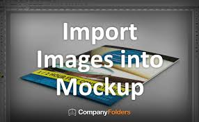 importing images into psd mockup templates 2 3 youtube