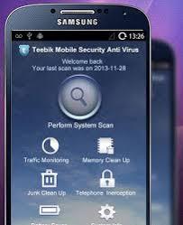 lookout security antivirus apk free teebik mobile security anti virus apk for android