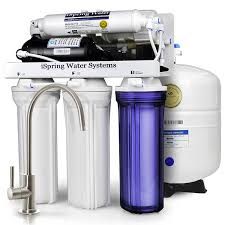 Water Filtration Faucets Kitchen by Ispring Rcc7p 5 Stage Maximum Performance Reverse Osmosis Drinking
