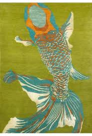Graphic Area Rugs Artistic Area Rugs Graphics Are Truly Whole Baby Fish