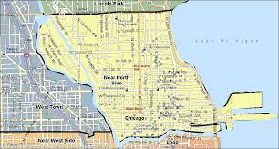 chicago map side near side chicago real estate homes for sale