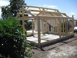 abri cuisine ext駻ieure idee amenagement cuisine exterieure 17 construction abri jardin