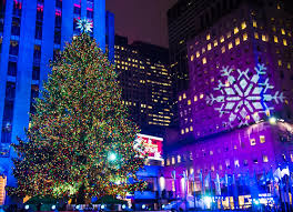 revolving christmas tree pre lit trees exquisite outdoor holiday