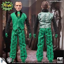 Riddler Halloween Costume Batman Classic Tv Series 8 Figures Riddler Unmasked Variant