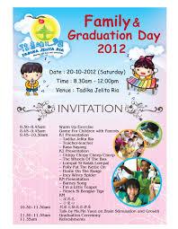 Invitation Card For Graduation Day Lvc Design Work Flyer Leaflet Poster
