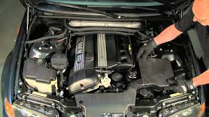 under the hood of a bmw 3 series u002799 thru u002705 youtube