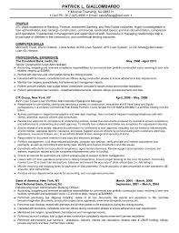 Sample Resume For Banking Operations by Sample Resume Investment Banking Free Resume Example And Writing