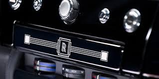 rolls royce art deco inspired diamond black phantom luxurylaunches