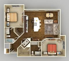 650 Sq Ft Floor Plan 2 Bedroom by Alexandria Va 1 2 And 3 Bedroom Apartments For Rent Station