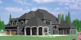 large kitchen house plans luxury house plans master on the floor plans outdoor kitchen