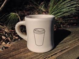 self referential mug designs ceramic coffee mug