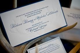 Ruby Anniversary Invitation Cards Rebecca Nick U0027s Rocky Mountain Colorado Wedding Invitations