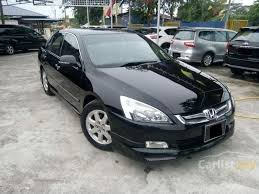 2006 black honda accord honda accord 2006 vti l 2 4 in selangor automatic sedan black for