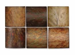 uttermost klum collage wall art set 6 13355