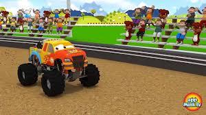 monster truck destruction kids games monster trucks for children kids learn to count with monster