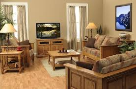 Decorating Your Home With Oak Living Room Furniture Doherty - Oak living room sets