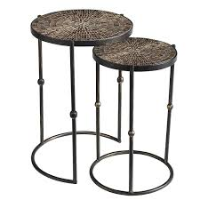 Pier One Imports Bar Stools Mosaic Gold Nesting Tables Pier 1 Imports