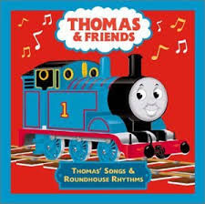 thomas tank engine thomas songs u0026 roundhouse rhythms