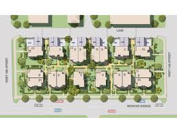 Multifamily Plans by Bewicke Homes Urban Townhomes New Multifamily Townhouse