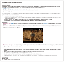 design for learning u2013 a case study of blended learning in a