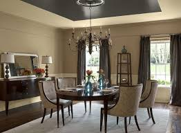 Dining Room Curtains Ideas formal dining room curtain ideas floating black varnished pine