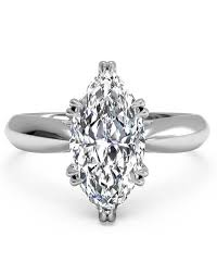 marquise cut diamond ring marquise engagement rings