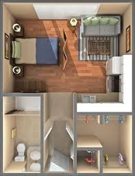 Small Apartment Layout Big Design Ideas For Small Studio Apartments Studio Apartment