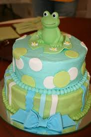 frog baby shower frog baby shower cake images s duck and frog baby