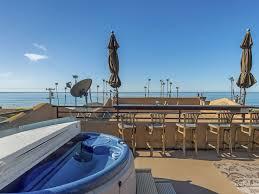 Rooftop Deck Beach House Interiors Design