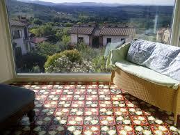 hand painted ceramic floors authentic deruta