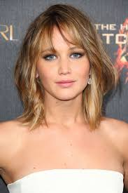 best brush for bob haircut 16 chic easy summer hairstyles jennifer lawrence summer short