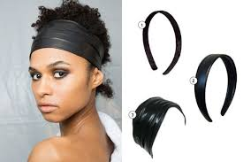 zig zag headband 6 ways to get runway hair from your the drugstore