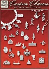 custom charms hammer silversmiths