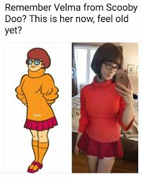 Velma Meme - dopl3r com memes remember velma from scooby doo this is her now