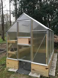 building and improving the harbor freight 6x8 greenhouse 11 steps