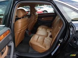 audi a8 2006 black amaretto interior 2006 audi a8 4 2 quattro photo 52571135