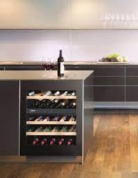 cuisine avec cave a vin la mini cave à vin la de nos cuisines covigneron