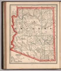Chandler Arizona Map by Arizona